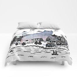 The Fog Comforters