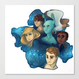 Animorphs Canvas Print