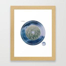 Technique Framed Art Print