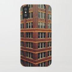 Corner of Elm iPhone X Slim Case