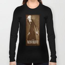 Nosferatu 1922 Long Sleeve T-shirt
