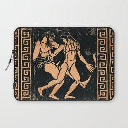 Greek Man & Boy Erotica Laptop Sleeve