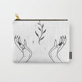Plant witch Carry-All Pouch