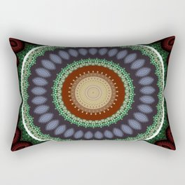 Some Other Mandala 738 Rectangular Pillow