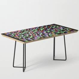 The Electromagetic Signature Of An Eon Forest Coffee Table