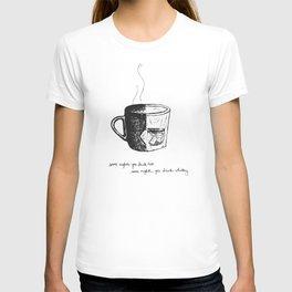 Tea or Whiskey T-shirt