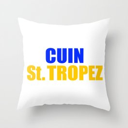 CUIN St. TROPEZ Throw Pillow