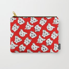 Pittie Pittie Please! Carry-All Pouch