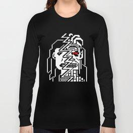 Teletext Monster Girl Long Sleeve T-shirt