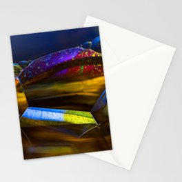Orb Bubbles Stationery Cards