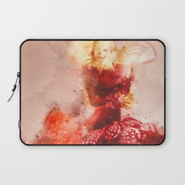 Fanning The Flames Laptop Sleeve