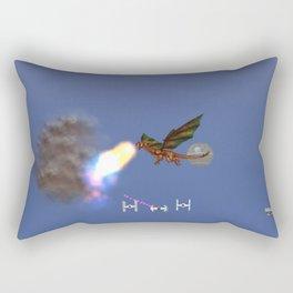 War Stars: Lets smoke Rectangular Pillow