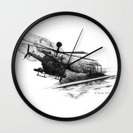 Kiowa Wall Clock
