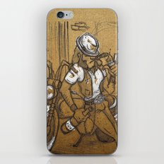 Scoundrel iPhone & iPod Skin