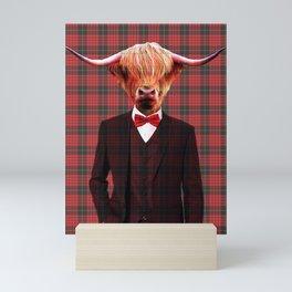 Sir Coo Mini Art Print