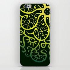 Trepadora Verde iPhone & iPod Skin
