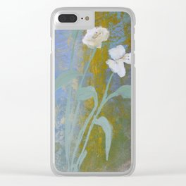 Promise Clear iPhone Case