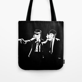 Mutant Fiction Tote Bag