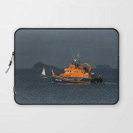 RNLI Lifeboat Torbay Laptop Sleeve