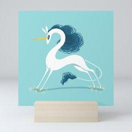 Snek Unicorn I Mini Art Print