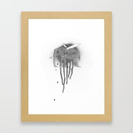 Don't forget to fly Framed Art Print