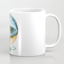 Ancient Norse Cosmology Conception of the Universe Flat Earth Unisex Softstile Flat Earth Shirt Coffee Mug