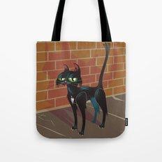 Cat City Tote Bag