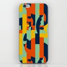 Bloodflower Pattern iPhone & iPod Skin