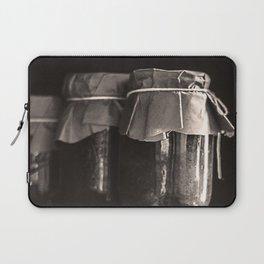 Old Fashion Canning Jars Laptop Sleeve