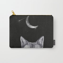 Fox of the night Carry-All Pouch