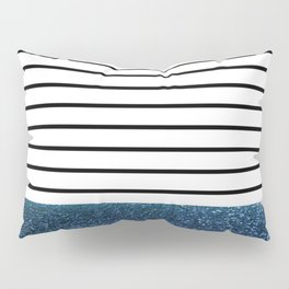 MaRINiera with night blue Pillow Sham