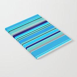 Stripes-022 Notebook