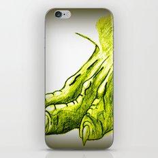 Dragon's Claw iPhone & iPod Skin