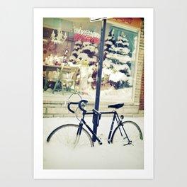 Montreal - Farfelu Art Print
