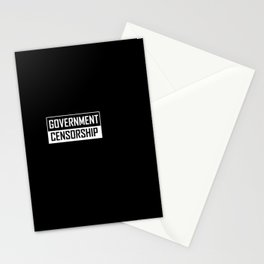 Goverment Censorship Stationery Cards