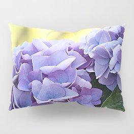 Purple hydrangea(1) Pillow Sham