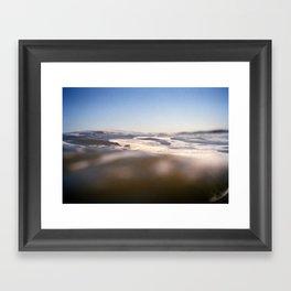 OceanSeris10 Framed Art Print