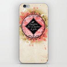 L'univers iPhone & iPod Skin