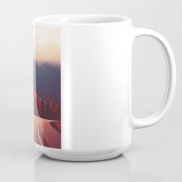 Misty Road Coffee Mug