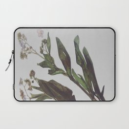 Flowing Lovely Floral Laptop Sleeve