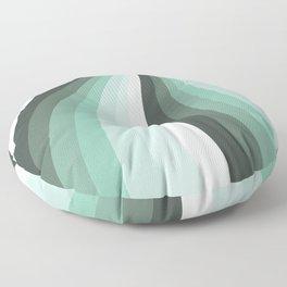 Mossy Waves Floor Pillow