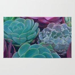 Succulents 2 Rug