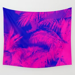 Pink summer Wall Tapestry