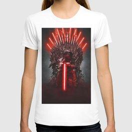 Star Game Wars Throne T-shirt