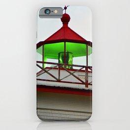 Green Lantern Reflection iPhone Case