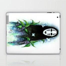 Kaonashi - No Face Laptop & iPad Skin