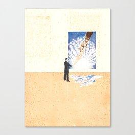vandal Canvas Print