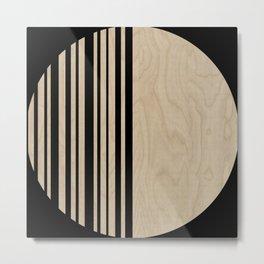 shadow circle. 01 Metal Print