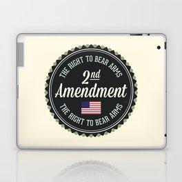 Second Amendment Laptop & iPad Skin