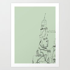 building II Art Print